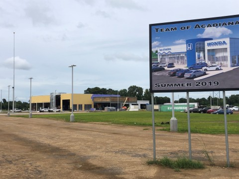 Honda Dealerships In Louisiana >> Team Honda Dealership Opening In Opelousas In The News Gulf